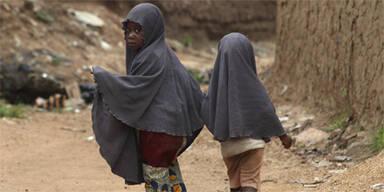 Zwei Millionen in Nigeria auf der Flucht