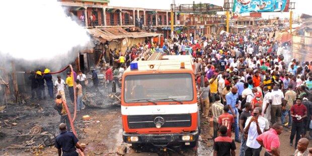 Nigeria: Wieder 30 Tote bei Anschlägen