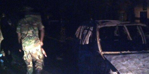 Nigeria: 30 Tote bei Überfall auf Dörfer