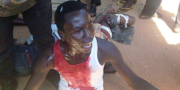 Anschlag auf Schule: 47 Schüler tot
