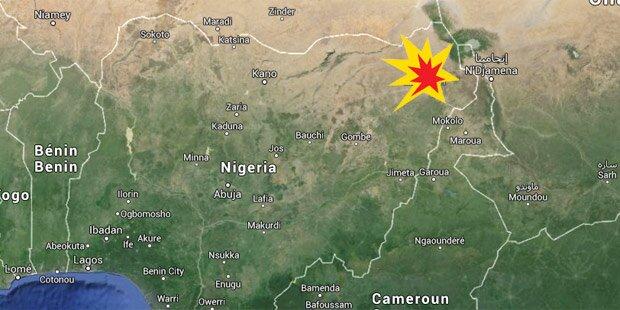 Zehnjährige tötet 19 Menschen in Nigeria