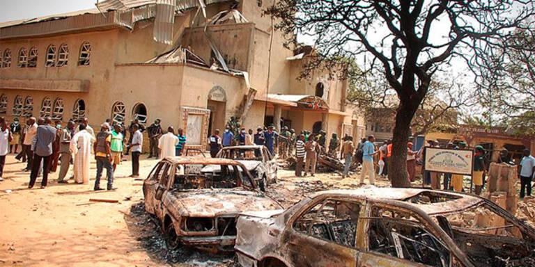 Welt verurteilt Anschläge in Nigeria