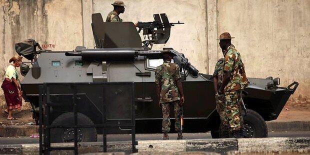 Nigeria: Bombenanschlag auf Viehmarkt