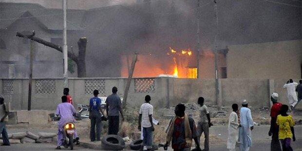 Terror in Nigeria: Mindestens 130 Tote