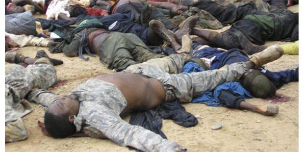 Kämpfe in Nigeria - über 40 Tote