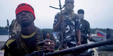 Nigeria: Rebellen legten Waffen nieder