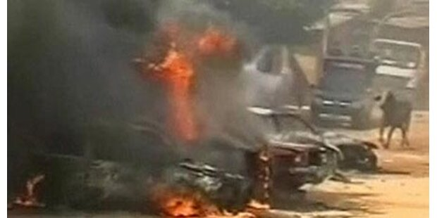 Gemetzel in Nigeria fordert 464 Tote