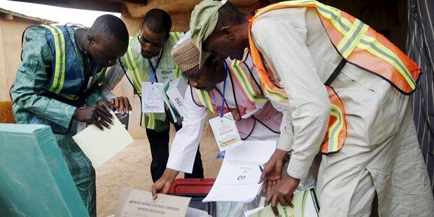 Nigeria-Wahl: Tote bei Boko-Haram-Terror