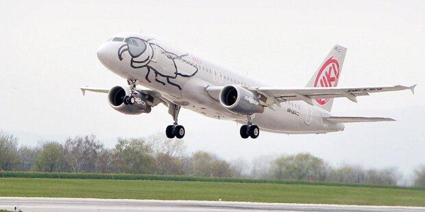 FlyNiki-Passagiere saßen wegen Panne 48 Stunden fest