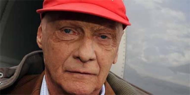 Niki Lauda lässt jetzt Klage prüfen