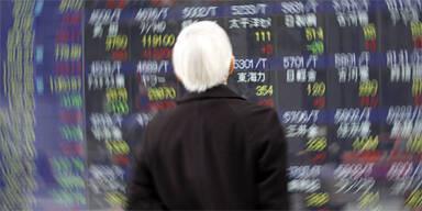 Nikkei Börse Tokio