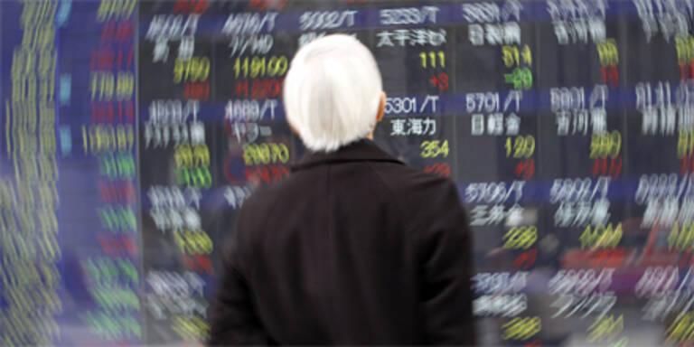 Börse Tokio schließt leichter