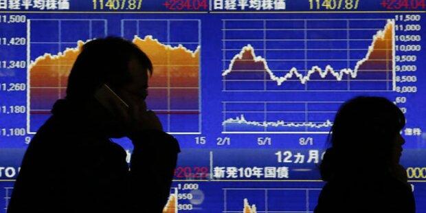 Börse Tokio schließt klar im grünen Bereich
