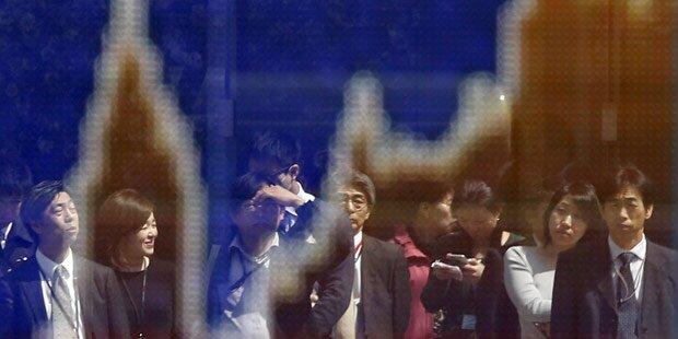 Börse Tokio schließt deutlich tiefer