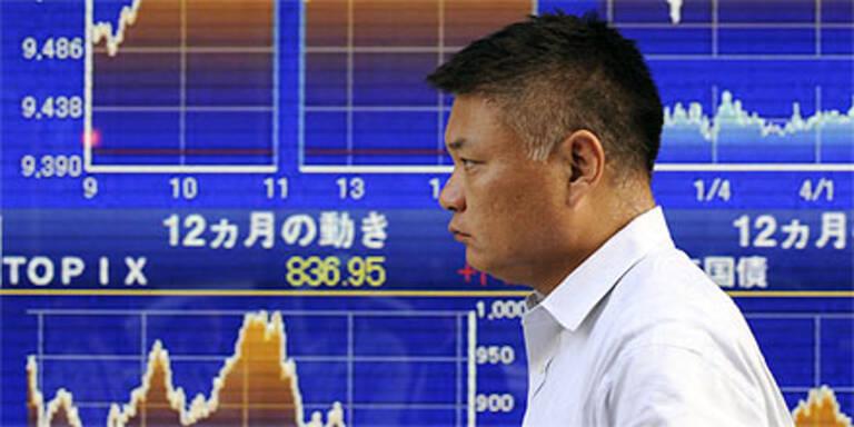 Börse Tokio überrascht mit Gewinnen