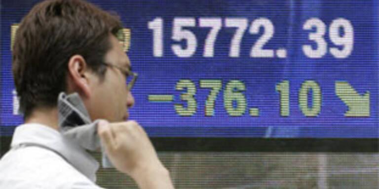 Börse Tokio schließt mit Kursverlusten