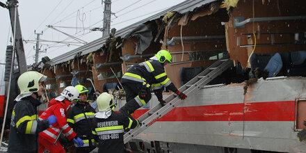 Lokführer schuld an Katastrophe