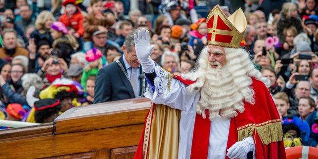 Heute kommt der Nikolaus nach Salzburg