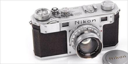 Nikon-Kamera erzielte in Wien 384.000 €