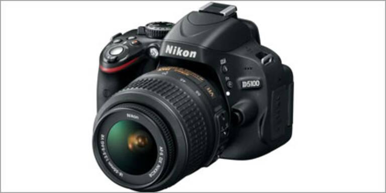 Nikon bringt die D5100 in den Handel