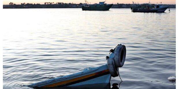 Fünf Tote bei Fährunfall auf dem Nil