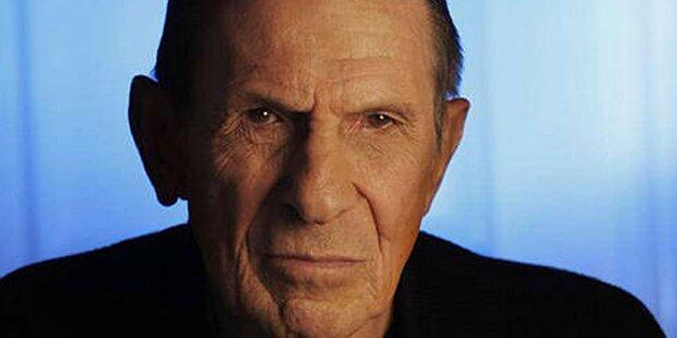 """""""Mr. Spock"""" Leonard Nimoy ist tot"""
