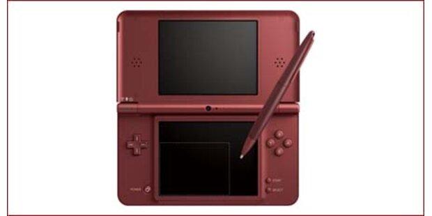 Nintendo DSi XL: Europastart im März