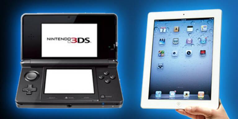 Gewinnen Sie iPad 2 und Nintendo 3DS