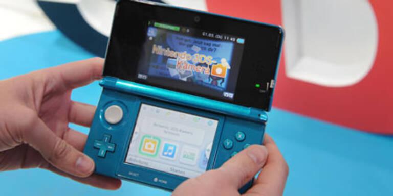 Verkaufsstart für den Nintendo 3DS