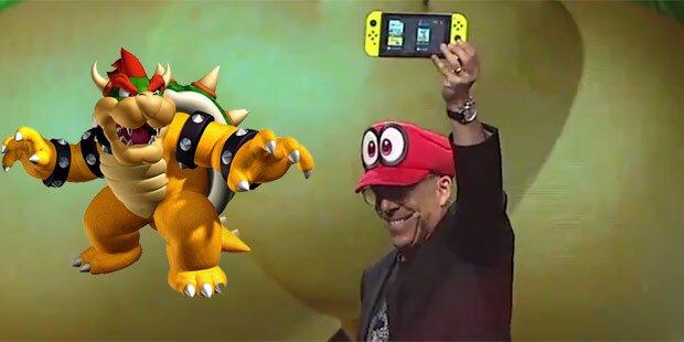 Neuer Nintendo-Chef lässt Fans ausflippen