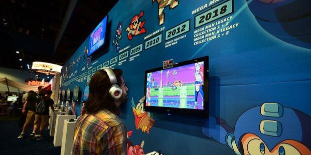 Nintendo mit Top-Games auf der E3