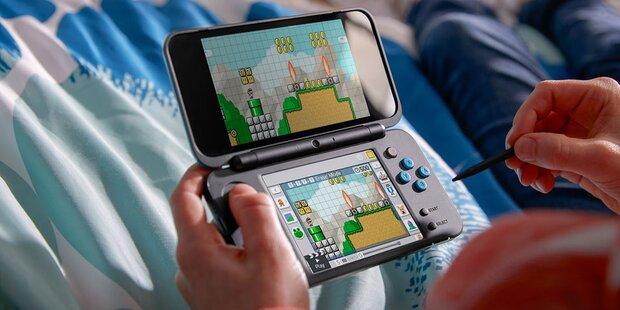 Nintendo bringt den New 2DS XL