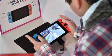 Nintendo Switch legt Rekordstart hin