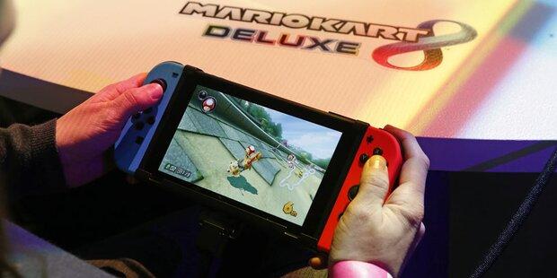 Nintendo Switch ab sofort erhältlich