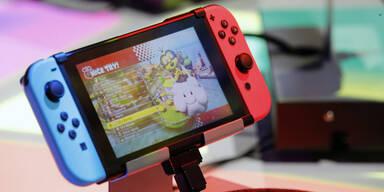 Nintendo mit coolen Switch-Neuheiten