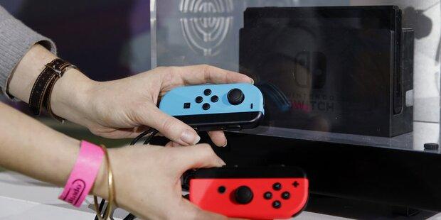 Nintendo verdoppelt Switch-Produktion