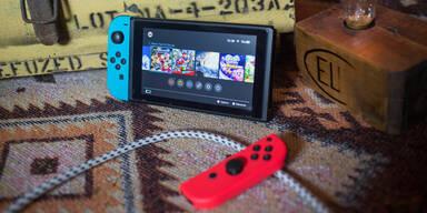 Nintendo hat 80 Millionen Switch verkauft