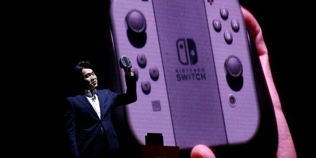 Alle Infos von der Nintendo Switch