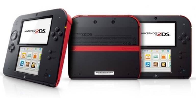 Nintendo 2DS startet in Österreich