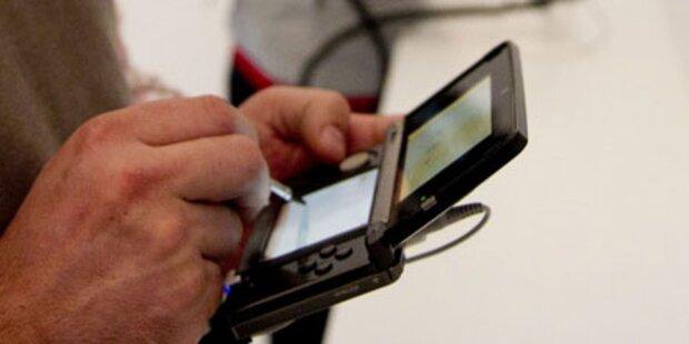 Das sind die ersten 3D-Games für den 3DS