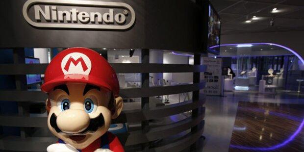 Nintendo kommt wieder in Schwung