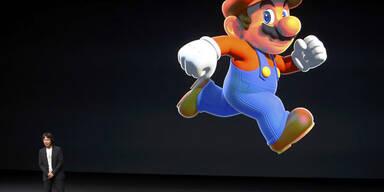"""Super Mario"" kommt aufs iPhone"