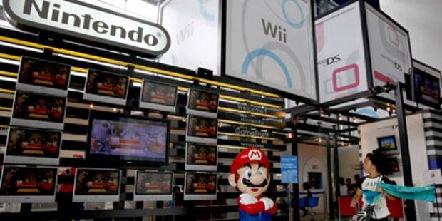 Online-Angriff auf Server von Nintendo