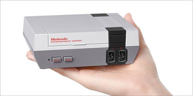 Nintendo NES feiert Comeback!