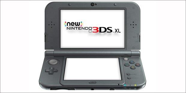 Jetzt startet der neue Nintendo 3DS (XL)