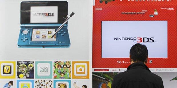 Wii und 3DS erfüllen die Erwartungen nicht