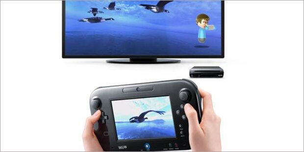 Wii U: Preis liegt unter Herstellungskosten
