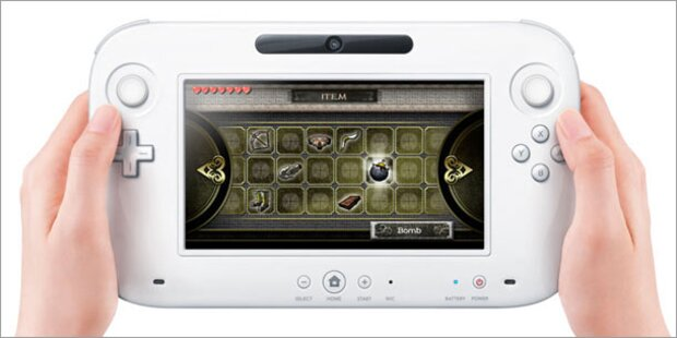 Neue Details über die Wii U aufgetaucht