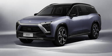 Nio bringt Elektro-SUV zum Kampfpreis