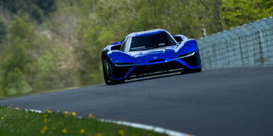 E-Sportler Nio EP9 knackt Nürburgring-Rekord